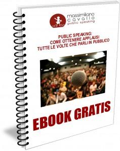 ebook public speaking parlare in pubblico gratis