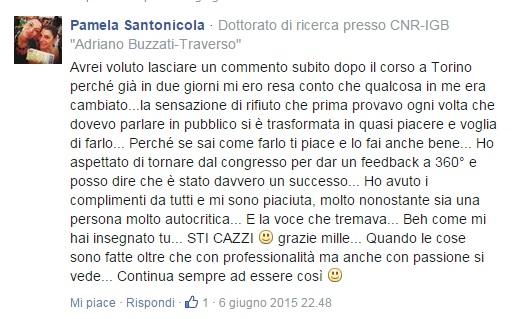recensioni public speaking parlare in pubblico Massimiliano Cavallo