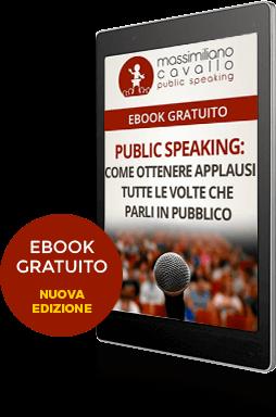 parlare in pubblico corso